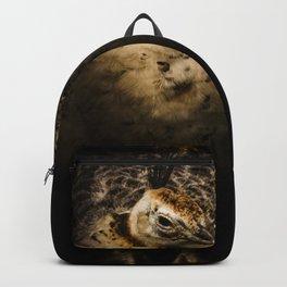 Peahean Portrait Backpack