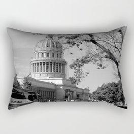 El Capitolio Rectangular Pillow