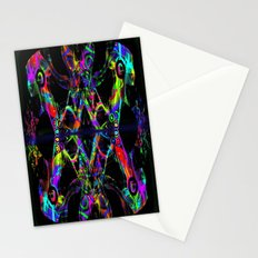 Let the Music GLOW Stationery Cards