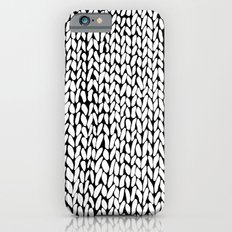 Hand Knitted Loops Slim Case iPhone 6s