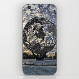 Unisphere iPhone Skin