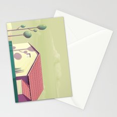 Up is down II Stationery Cards