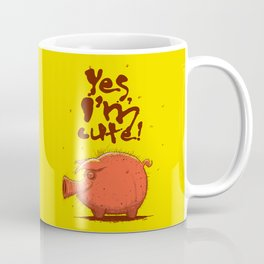 I'm Cute! Coffee Mug
