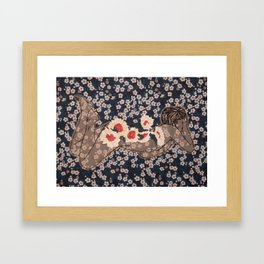 SPIRIT'S MEADOW Framed Art Print