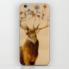 Holistic Horns iPhone & iPod Skin