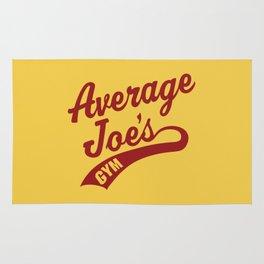 Average Joes Dodgeball Rug