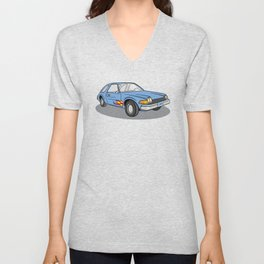 Mirth Mobile Unisex V-Neck
