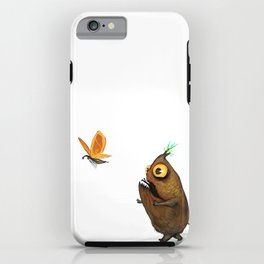 Wanderlusting Spaklets iPhone Case