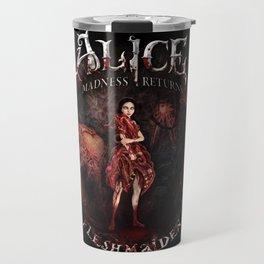 Alice Madness Returns Fleshmaiden Game Travel Mug