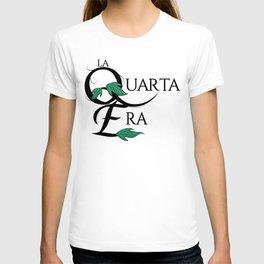 LaQuartaEra_White T-shirt