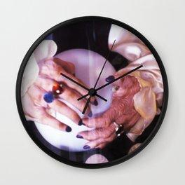 Gypsy Hands Wall Clock