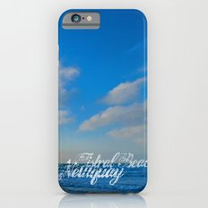 Fistral Beach, Newquay, England iPhone 6s Slim Case