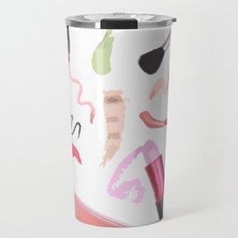 Cosmetic Travel Mug