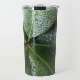 Plant Close Up Travel Mug