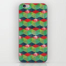 Cubism Art iPhone Skin