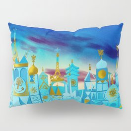 It's a Small World Pillow Sham