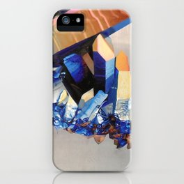 Titanium1 iPhone Case