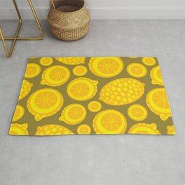 LEMON TART Rug