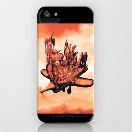 Fantastic Plane iPhone Case