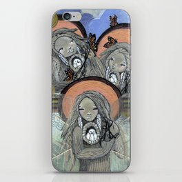 Return of the Medicine Women iPhone Skin