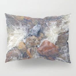 Rocks and Water Pillow Sham