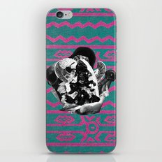 Black Marble iPhone & iPod Skin