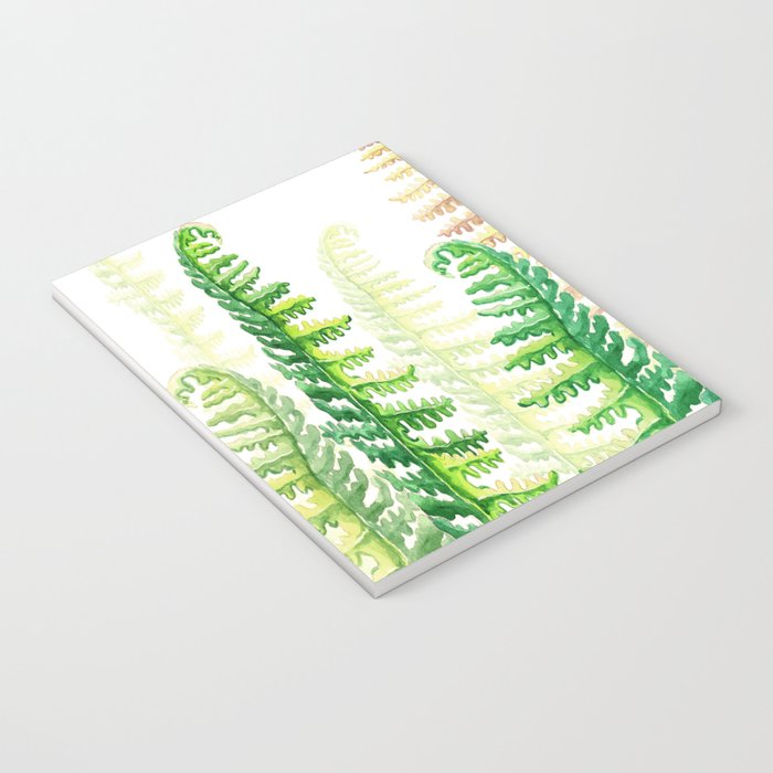 tropical plants Notebook
