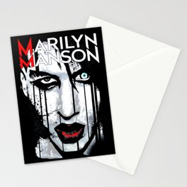 Manson (MM) Stationery Cards