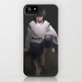 Kohaku iPhone Case