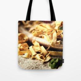 Italian Pasta Enjoyment Tote Bag