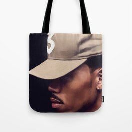 Chance the Rapper Tote Bag