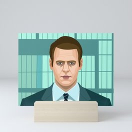 Mindhunter Mini Art Print