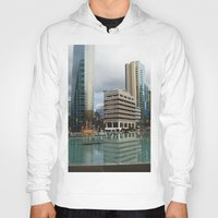 vancouver Hoodies featuring Vancouver by Chris Root