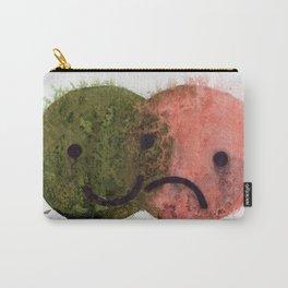 Happy/ Sad Venn Diagram  Carry-All Pouch