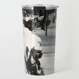 A Tower in My Heart Travel Mug