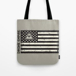 Drone Patriot  Tote Bag