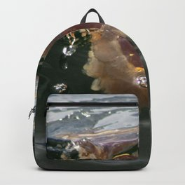 Surfing Jellyfish Backpack