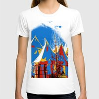 circus T-shirts featuring Circus by LoRo  Art & Pictures