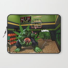 Bruce Banner Strain Digital Painting Laptop Sleeve