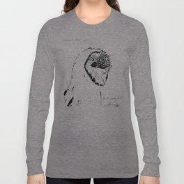 I Know Hoo Long Sleeve T-shirt
