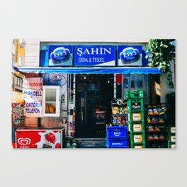Kadikoy - Istanbul, Turkey - #7 Canvas Print