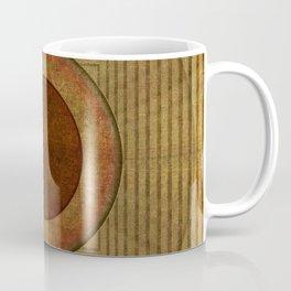 """""""Golden Circle Japanese Vintage"""" Coffee Mug"""