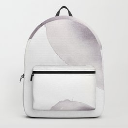 150527 Watercolour Shadows Abstract 177 Backpack