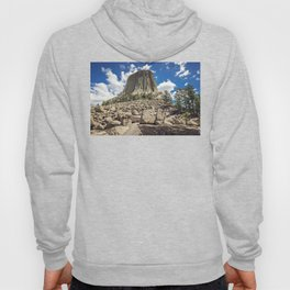 Rocky Path to Devils Tower Hoody