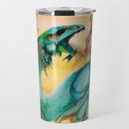 The Green Dragon Travel Mug