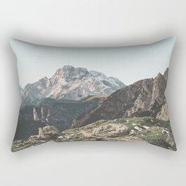 Italian Dolomites II Rectangular Pillow