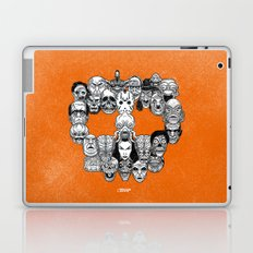 Monster Skull Laptop & iPad Skin