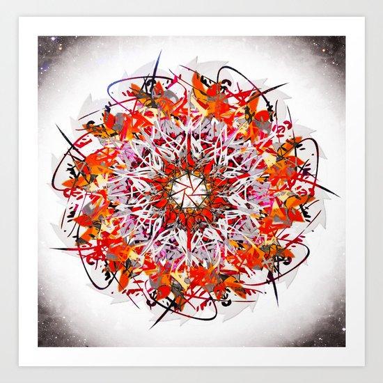 GAMANI Art Print