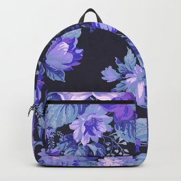 Midnight Floral Backpack