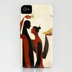 celestial bodies iPhone (4, 4s) Slim Case